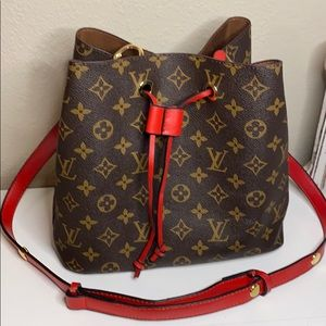 LV handbag. Got along with the last one I posted